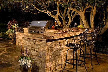 Outdoor Kitchen Akron, OH| Valley City Supply