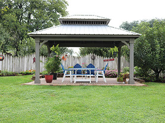 Outdoor Structures Pavilions| Valley City Supply
